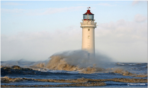 rain-storms:  New Brighton Lighthouse by PM~Photography.. on Flickr.