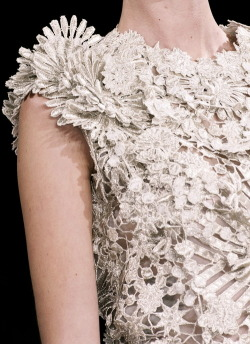 House Tyrell  Oscar Carvallo Couture S/S 2013