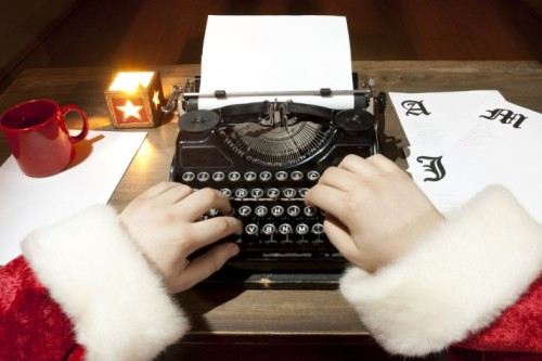A POST-CHRISTMAS MEMO FROM SANTA TO HIS STAFFby Meredith Fineman http://bit.ly/ZDJOHn