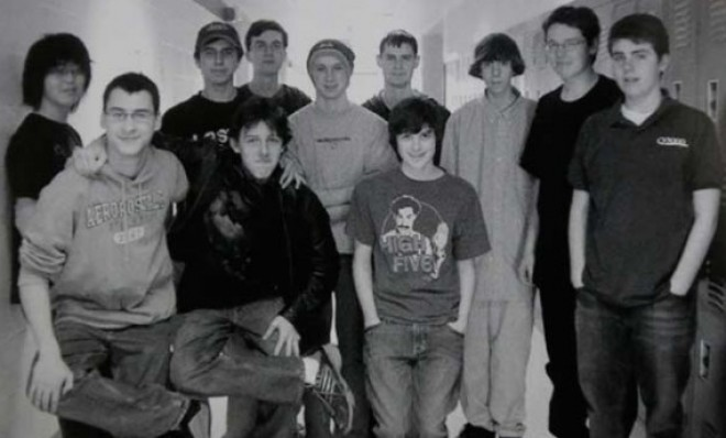 Adam Lanza, third from right: That the suspected Newton, Conn., shooter turned out to be male almost goes without saying. Of the 62 mass shootings since 1982, only one was perpetrated by a woman. Why are there so few female mass murderers?