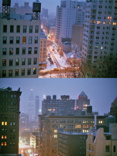 collapsed:  new york at night is gorgeous