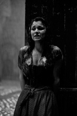 ablackandwhitetime:  Samantha Barks as Eponine in Les Miserables