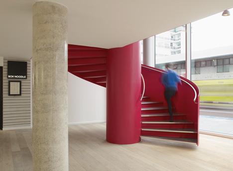 Diseño de escaleras #47