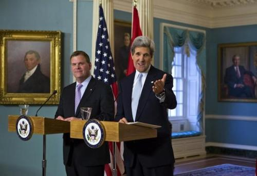 John Kerry Advocates Climate Change Action, Vague on Keystone XL Timeline Newly confirmed Secretary of State John Kerry, a strong advocate of addressing climate change, is being watched for his stance on the Keystone XL pipeline, even as President Barack Obama highlights environmental preservation as a priority.