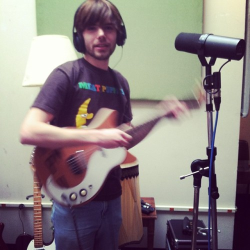 We are recording an album. Also we play shows <3 <3 <3 <3http://harmoos.com/shows/