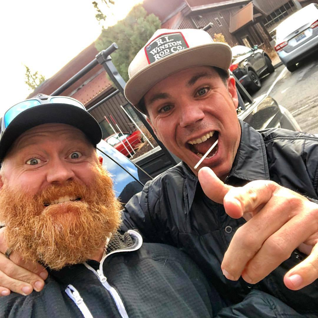 November 28th - This guy (at High Fives Foundation)https://www.instagram.com/ghydle/p/Bq-LEWrFDOx/?utm_source=ig_tumblr_share&igshid=1k7monxsfjsde
