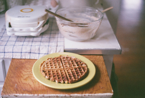 waffles by nataliecreates on Flickr.