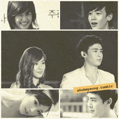 ahobmyeong:  KhunFany, Now and Then.
