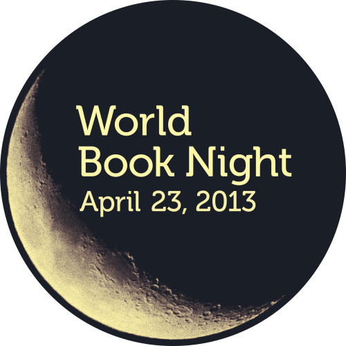 ashleyisee:  Event: World Book Night 2013  Just a quick shout out to one of the best days of the year! World Book Night has arrived for both…  View Post