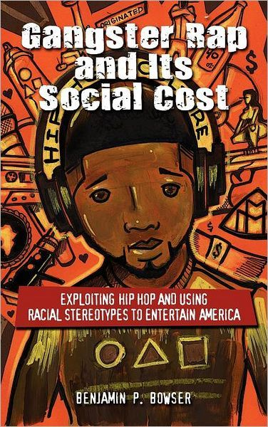 soulbrotherv2:  Gangster Rap and Its Social Cost: Exploiting Hip Hop and Using Racial Stereotypes to Entertain America by Benjamin P. Bowser Rap music and its gangster rap variant are now far too important and influential in American life to be ignored by the general public and research communities alike. Artists and promoters alike have made a number of questionable claims about the authenticity and impact of their music that have been taken for granted and not been critically assessed. Those who have written about from communications, music and cultural studies have provided an important but relatively fixed narrative that leaves the central claims and impacts of this entrepreneur unaddressed. It is in this context that the author Benjamin Bowser began studying hip hop and gangster rap precisely because the influence of this movement and music on African American adolescents HIV infection risk takers. At the same time, the frequent use of the N-word by gangster rappers has become a major unaddressed issue in civil rights that has also not been studied. Furthermore, an important reason to study these unaddressed issues is to not only better understand them, but to offer solutions to the problems they pose and to improve the quality of life of all involved. Within the rapidly growing literature on hip hop and gangster rap, Gangster Rap and Its Social Cost stands out from the rest because it provides a number of unique contributions. First, based upon a community case study, the author asserts that gangster rap has empowered white racists and, as a consequence, has reduced the quality of life and civil rights of listeners and non-listeners alike. Second, this book goes to great length to make a serious distinction between gangster rap and hip hop. Disentangling one from the other opens the door to a more focused and critical analysis of gangster rap and provides an outline of the unmet potential of rap in hip hop. Third, national surveys are used as evidence in the debate about the size and characteristics of the rap and hip hop listener audiences. There are some surprises here that should reframe the controversy on who listens to and buys rap music. Fourth, there is a first generation of psychological and social scientific research on rap music that is summarized through 2011. Finally, the problems in gangster rap are not inevitable and we do not have to live with them. They can be effectively addressed without attacking the civil liberties of gangster rappers or their corporate sponsors. Gangster Rap and Its Social Cost is must reading for young adults, parents, those who both enjoy and dislike rap music, and students in sociology, psychology, ethnic studies, communication, music, community studies and public health.