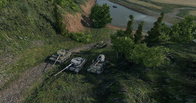 012-World of Tanks- GW Panther on Flickr.