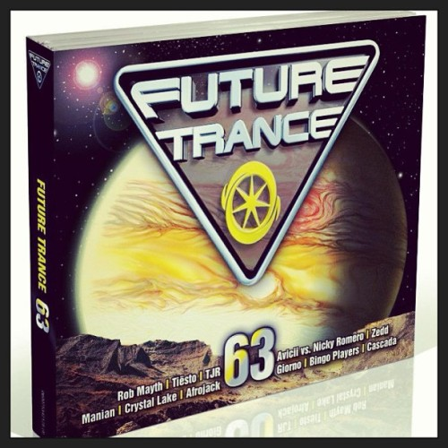 very proud to say we have a track on Future Trance 63! alongside #Tiesto #Avici #Zedd and #Cascada cant wait for you to hear it! -m