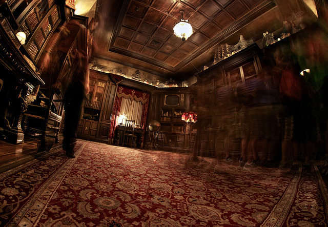 Hollywood Studios: Tower of Terror by Hamilton! on Flickr.