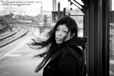 ph. Milla Kazimir Location Pisa 2013