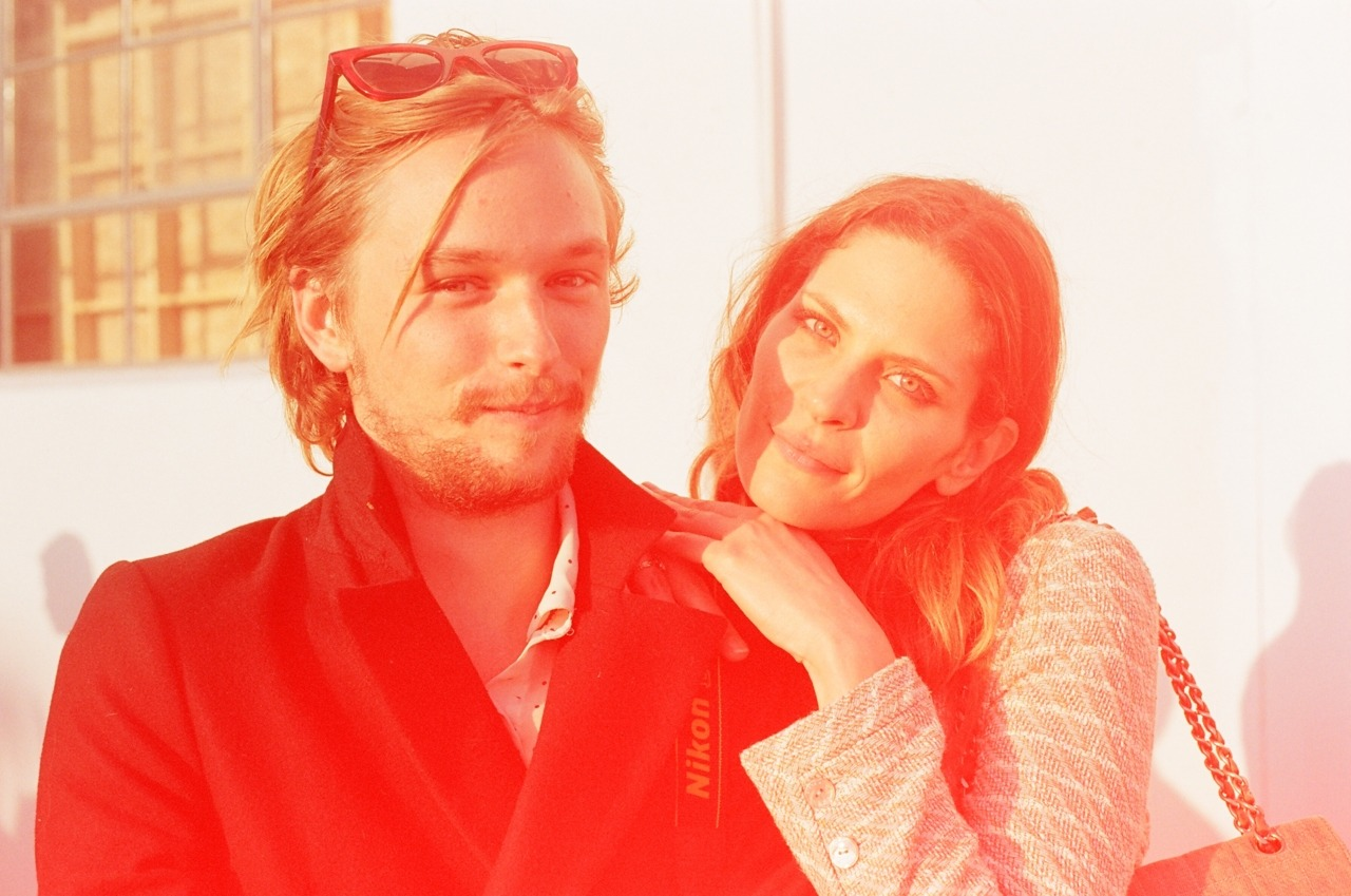 MAY : HENRY HOPPER & FRANKIE RAYDER, LOS ANGELES.