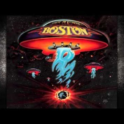 'More Than a Feeling' by Boston is my new jam.