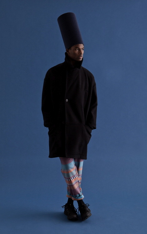 manufactoriel:  Études N°3 aw 13/14 collection by Études Studio.