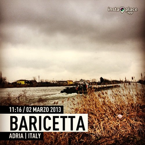 #instaplace #instaplaceapp #instagood #travelgram #boat #photooftheday #instamood #picoftheday #instadaily #photo #instacool #instapic #picture #pic @instaplaceapp #place #earth #world  #italy #adria #baricetta #street #love #loveit #day (at Baricetta)