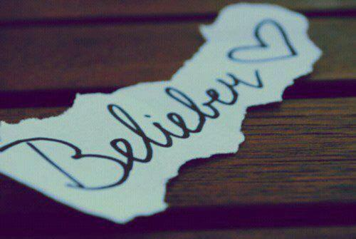 once a Belieber , always a Belieber♥