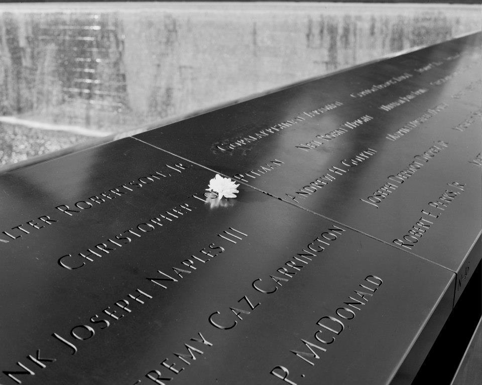 World Trade Center Memorial 2013