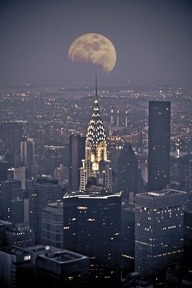 Fantastic shot of New York, non?