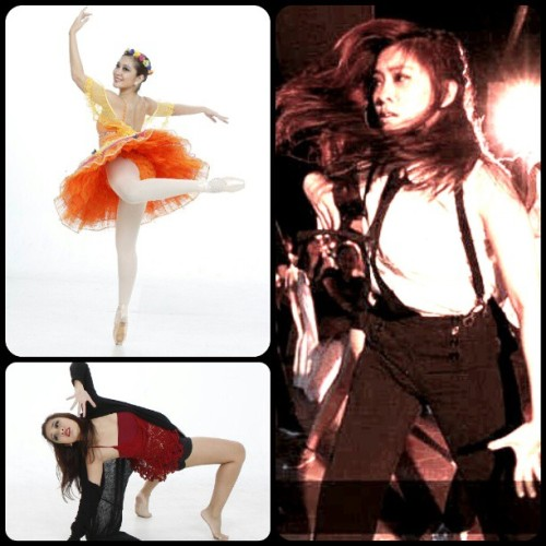 Photos by Ocs Alvarez and JR Madrasto #dance #dancer #ballerina #ballerina #balletstagram #performance #photography #instacollage #happiness #dancefloor #tutu #contemporary #streetdance