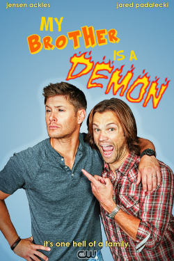 * supernatural dean winchester sam winchester dean spn Sam best brothers hellatus heysammy spn humor this is so bad and i'm so not sorry