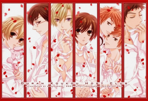 Boyfriend should act in the Korean version of Ouran High School Host Club.  I personally think that Boyfriend would be great casts, and me as Haruhi (main girl)…he he he  Hey, I just want to see more YoungKwang moments, and I know that the twins in Ouran High School have lots of those~