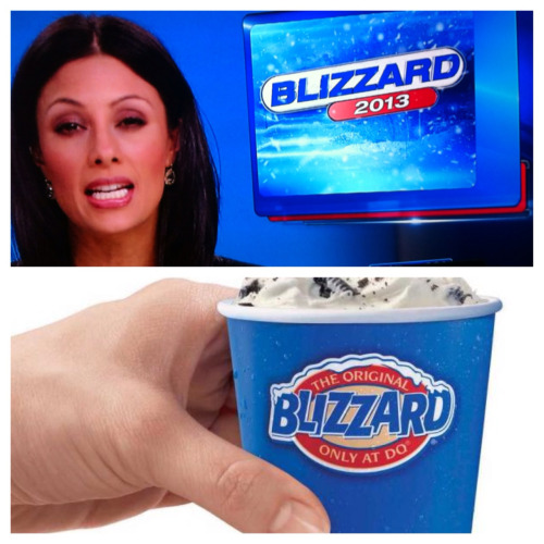All this news coverage about the blizzard is giving me a hankering for one.