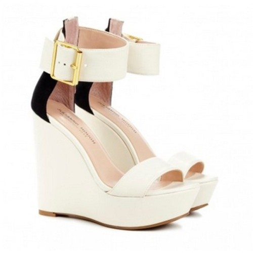 sinster-angel:  Tate ❤ liked on Polyvore (see more platform wedges)