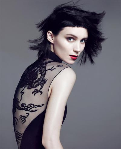 gasstation:  Rooney Mara by Mert and Marcus
