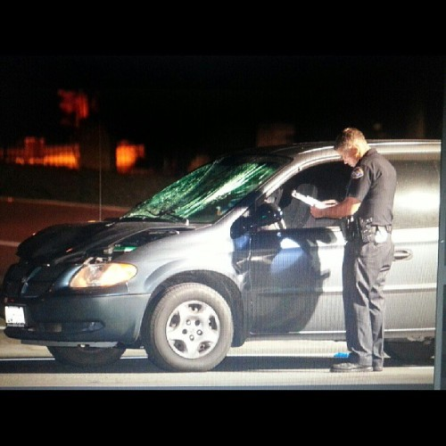 A female pedestrian was fatally struck on Beach Boulevard and Edinger Avenue early Tuesday morning in Huntington Beach #kevinwarn #warnphotography #journalism #journalist #photojournalism #hb #huntingtonbeach #fatal #fatalcrash #killed