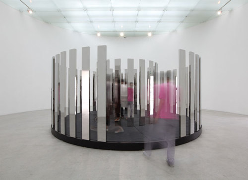 Danish artist Jeppe Hein, Kunazawa Exhibition, 2011Contemporary-Art-Blog