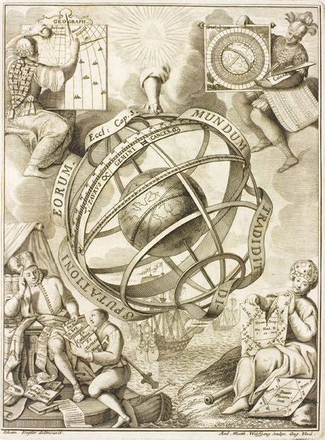 The globalisation of knowledge (via Max Planck Institute for the History of Science)