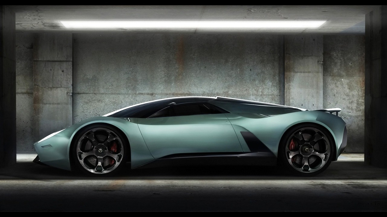 Lamborghini insecta concept hd wallpapers from www.HotSzots.eu