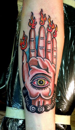 Robert Ryan -Electric Tattoo-New Jersey -2013