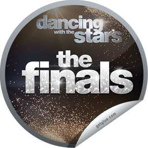 I just unlocked the Dancing With the Stars Season 16: The Finals sticker on GetGlue                      855 others have also unlocked the Dancing With the Stars Season 16: The Finals sticker on GetGlue.com                  The final four teams perform 2 dances tonight! Who do you think will take home the mirror ball trophy? Thanks for tuning in to Dancing with the Stars tonight! Tune in to DWTS tomorrow at 9/8c to find out who wins! Share this one proudly. It's from our friends at ABC.
