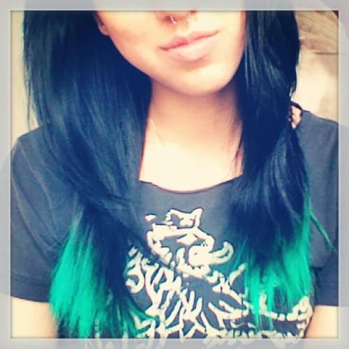 #tbt I miss having color in my hair!