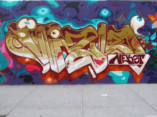 spraybeast:  Vizie
