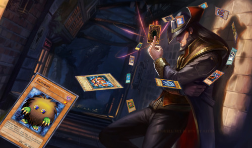 gunnardemacia:  i still think the way twisted fate holds his cards in his portrait is stupid.