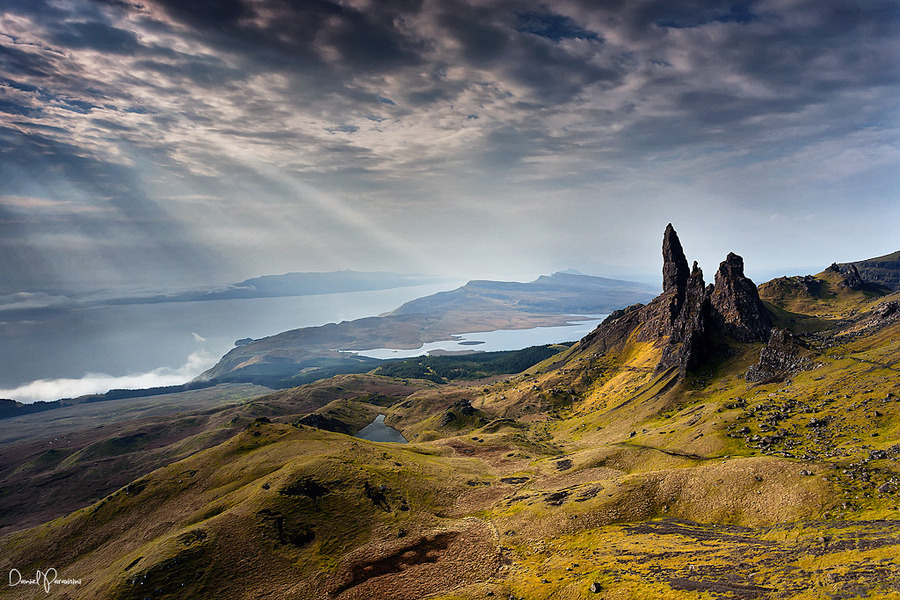 eveningstarr:  Isle of Skye, Scotland.