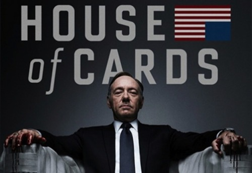 "Over at BuzzFeed I have thoughts about House of Cards and the phenomenon of yet another media explosion over a show watched by a tiny fraction of the public, conflating the tastes of upscale, aspirational urbanites with the world at large.  My thoughts include:  Once upon a time there was a famous rule in screenwriting called ""pet the dog,""which held that if you wanted to make viewers like a character, you would show him petting an animal early on in the film. The new Netflix series House of Cards, directed by David Fincher and starring Kevin Spacey, opens with a scene featuring Spacey strangling a dog to death in the street. So perhaps it's time to change the name of the rule to ""strangle the dog,"" a signal to viewers that a series will be highbrow, serious, and edgy.  Read this all at BuzzFeed"