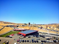 at Sonoma Raceway – View on Path.