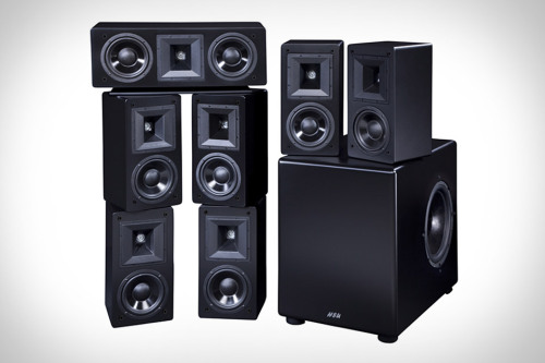 Hsu Research Hybrid 3 Speakers