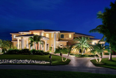 mansionoftheday:  Wednesday, January 9th, 2013 Location: Tierra Verde, FL Price: $5,995,000