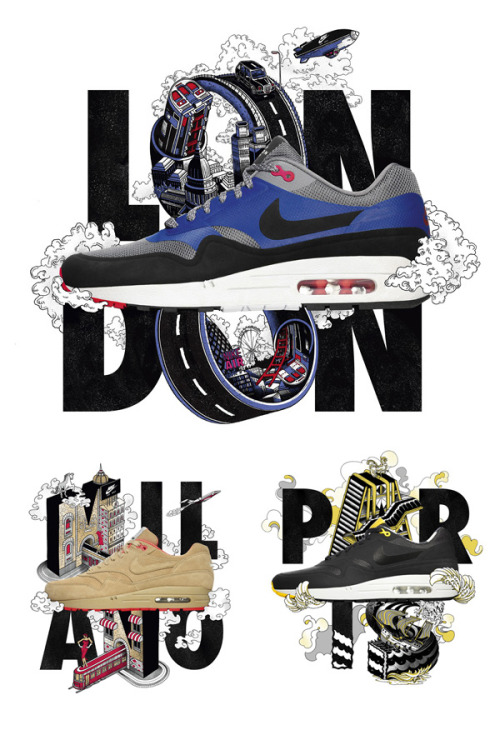 Nike Air Max Home Turf Pack - I Love Dust