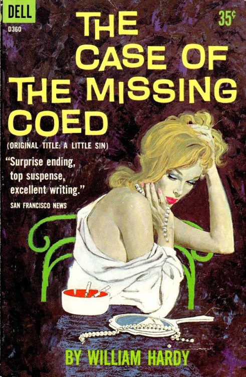 mudwerks:  (via Untitled | Flickr) The Case of the Missing Coed