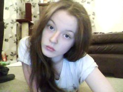 look weird nd ill without make up