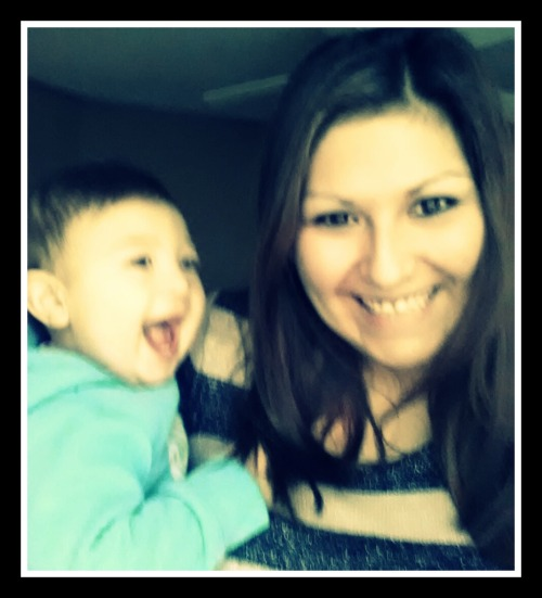 #mommyandson #love #laugh