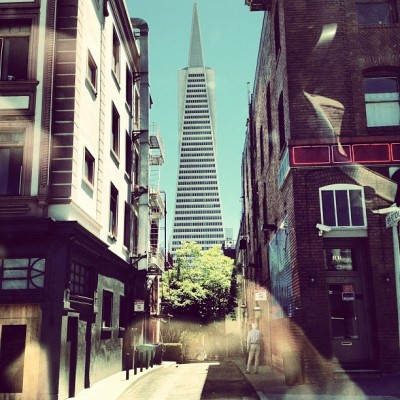 North Beach. #sanfrancisco #northbeach #transamericapyramid